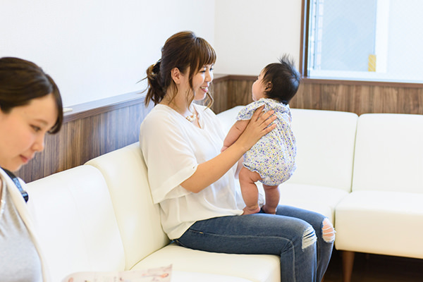 妊娠・出産された方への治療